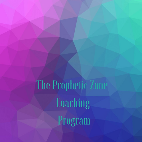 Prophetic Zone Coaching Program