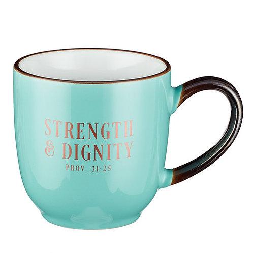 Strength & Dignity Mug