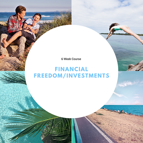 Financial Freedom/Investments