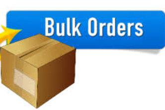 Bulk Orders