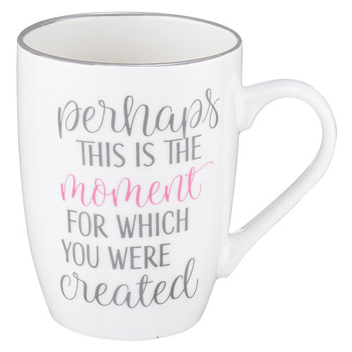 Esther 4:14 Mug
