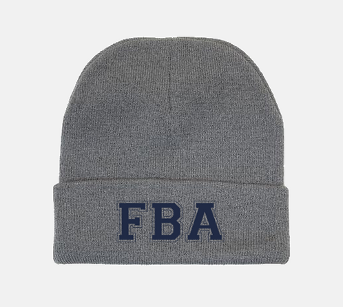 FBA Grey Toque