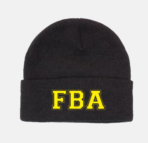 FBA Black Toque