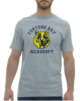 FBA Grey T-Shirt