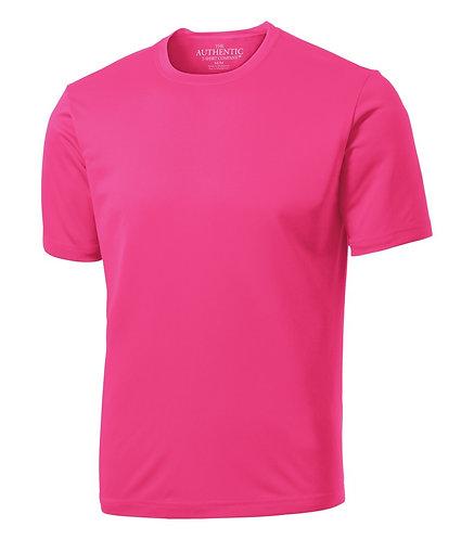 ATC Pink Shirt - Size Youth M
