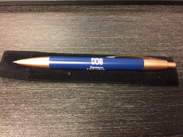 Rose Gold Pen