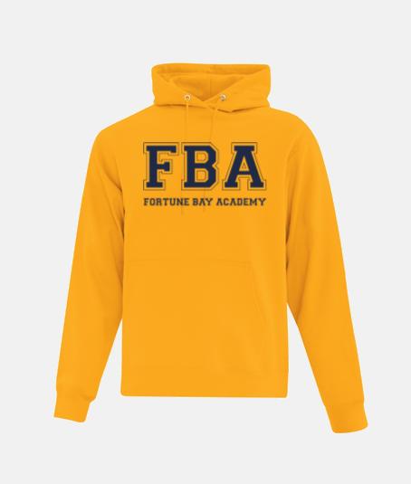 FBA Gold Hoodie