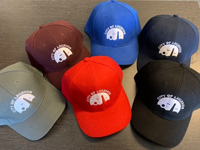 City of Legends Hats