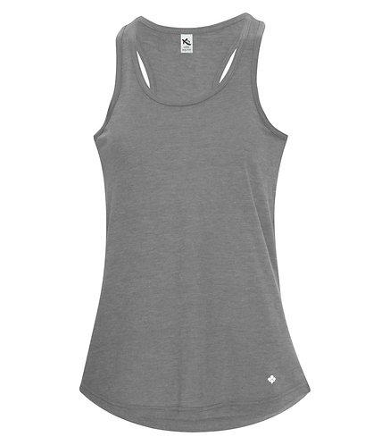 KOI Grey Tank Top - Size Ladies XL