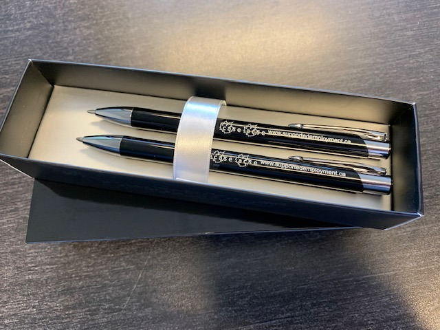 CASE Pen Pencil Gift Set