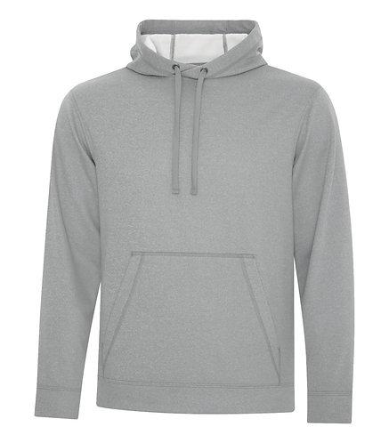 ATC Athletic Grey Hoodie - Size Adult 2XL