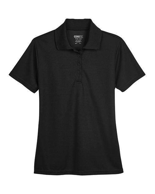 Core 365 Black Shirt - Size Ladies L