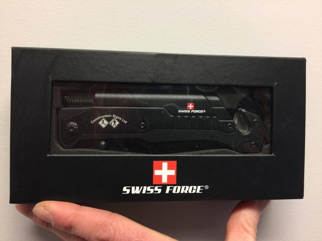 Swiss Force Knife