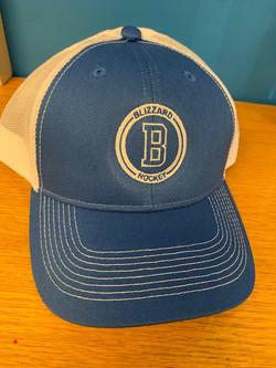 Blizzard Hockey Hat