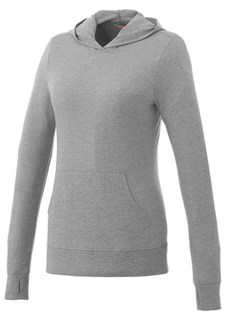 Elevate Grey Hoodie - Size Ladies L