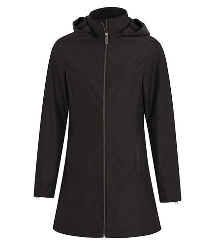 Coal Harbour Black Jacket - Size Ladies 2XL