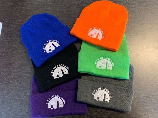 City of Legends Toques