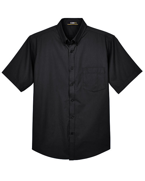 Core 365 Black Shirt - Size Mens L