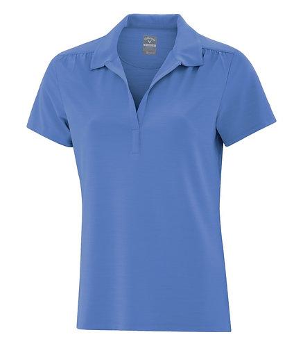 Callaway Blue Polo - Size Ladies M