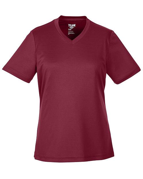 Team 365 Maroon Shirt - Size Ladies L