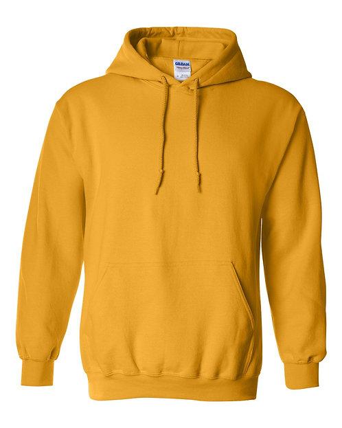 Gildan Gold Hoodie - Adult XL