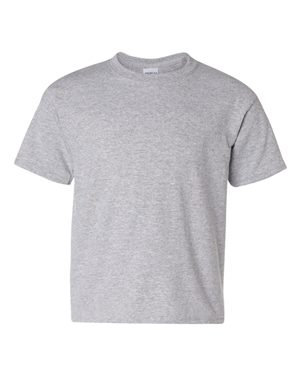 Gildan Sport Grey Shirt - Size Youth M