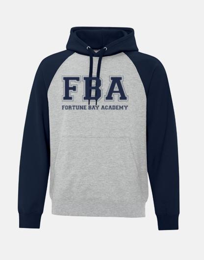 FBA Two Tone Hoodie
