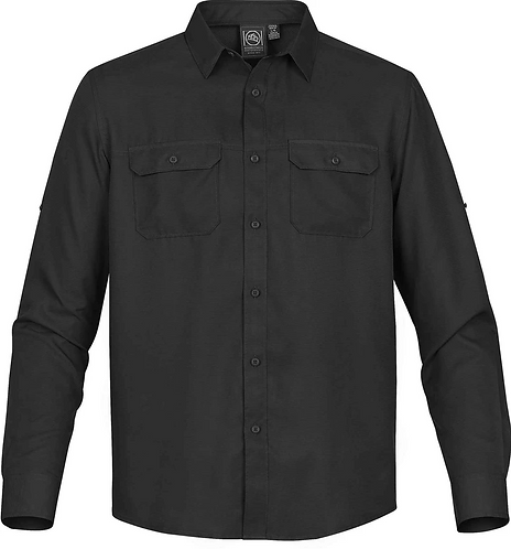 Stormtech Black Safari Shirt - Size Mens XL