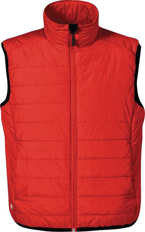 Stormtech Red Vest - Size Ladies L