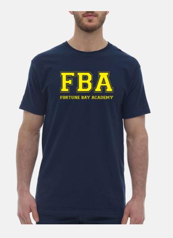FBA Navy T-Shirt
