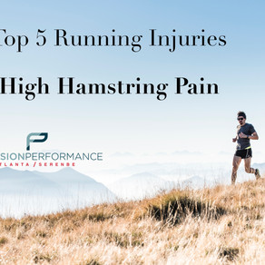 Top 5 Running Injuries: Proximal Hamstring and Buttock Pain