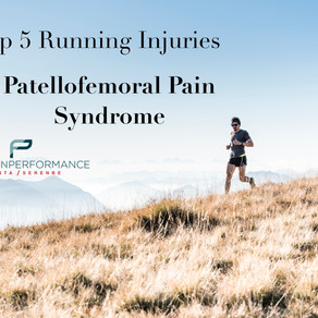 Top 5 Running Injuries: Patellofemoral Pain Syndrome