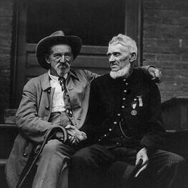 1913 Gettysburg Reunion by Mike Jesberger