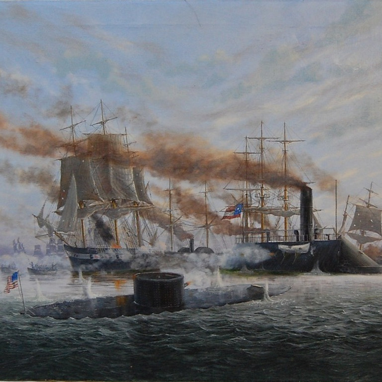 Ingenuity, Iron & Artillery: The Evolution of Ironclad Technology