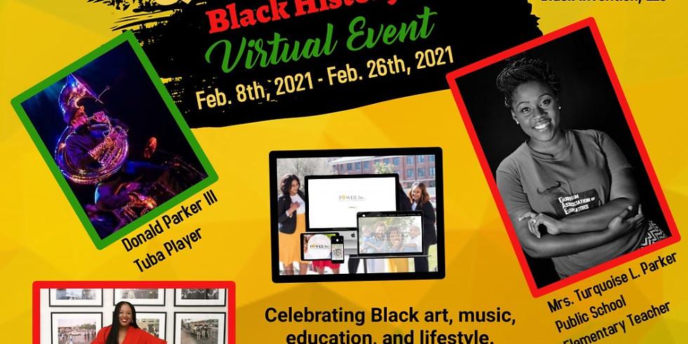 """""""POWER & PROGRESS: #BLACKHISTORY 365"""""""