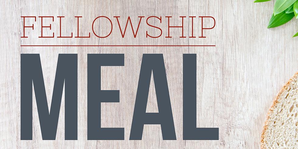 Fellowship Sunday