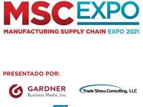 Manufacturing Supply Chain Expo (MSC Expo): el evento de proveeduría que se suma a FITMA
