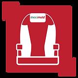 Patrocinio de cabecera de silla en autobuses hacia Meximold.