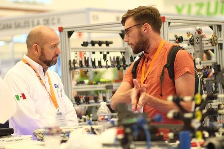 En Meximold, compradores y fabricantes de moldes establecerán valiosos contactos.