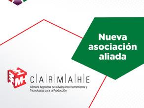 Cámara Argentina de Máquinas-Herramienta anuncia su respaldo a FITMA