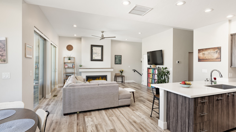Open-concept living at its finest!