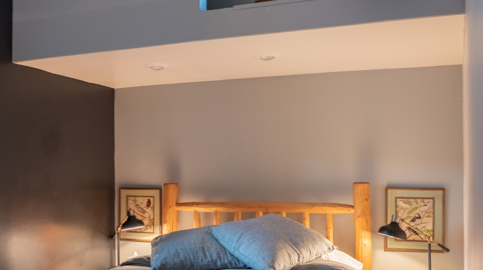 Your master bedroom sanctuary.
