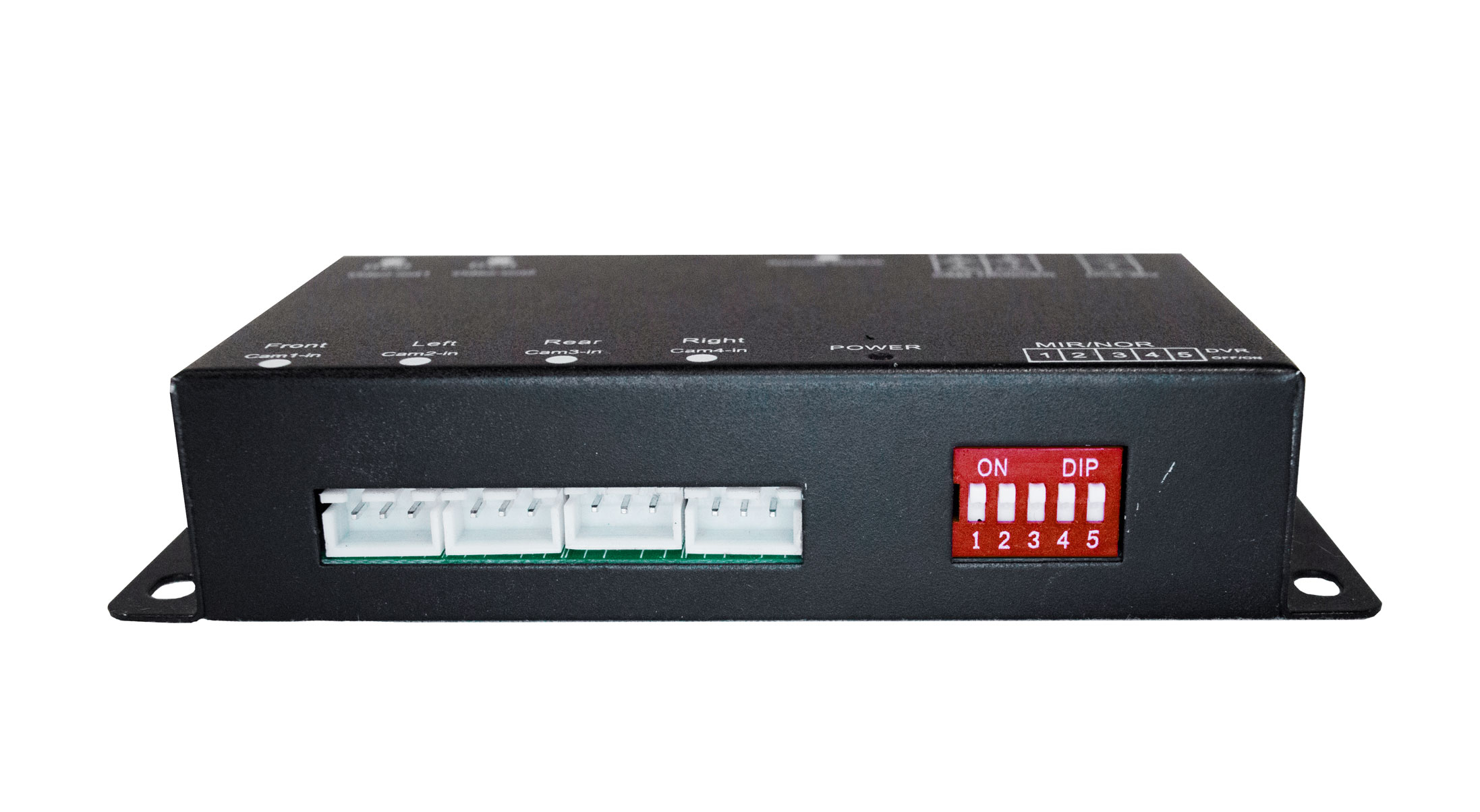 4 Channel Switcher Inputs