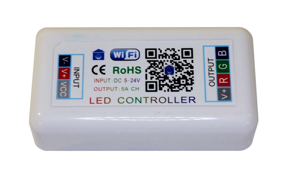 LED Strip Wifi Controller