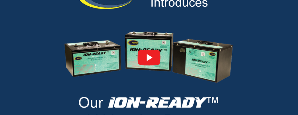 Video: Introducing the Ion-Ready Battery