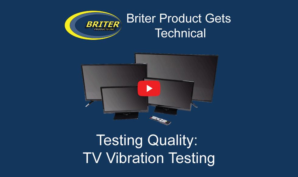 Video-TV Vibration Testing