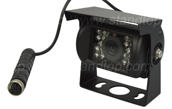 Waterproof Rear Camera with Audio and mic