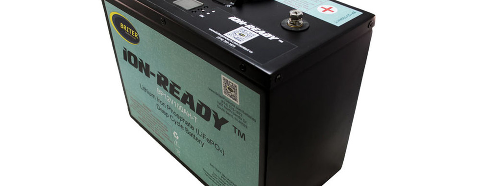 Ion-Ready with Top Display