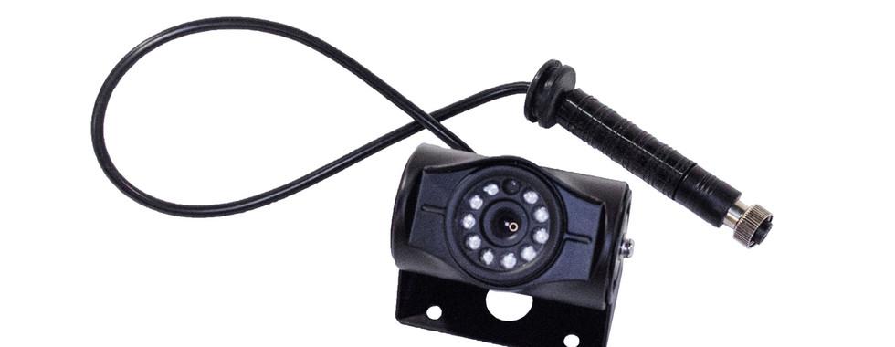 Waterproof Rear Camera