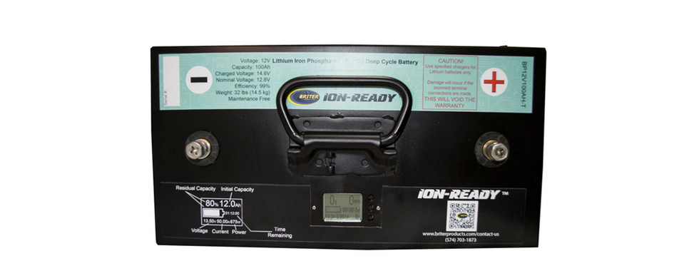 Ion-Ready T, Top Label
